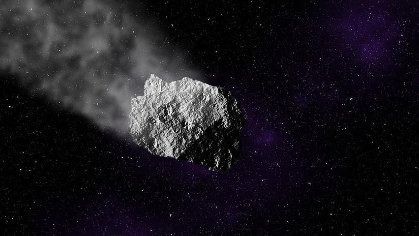 Detectan un asteroide del tamaño de un auto pocas horas antes de que pasara rozando la Tierra