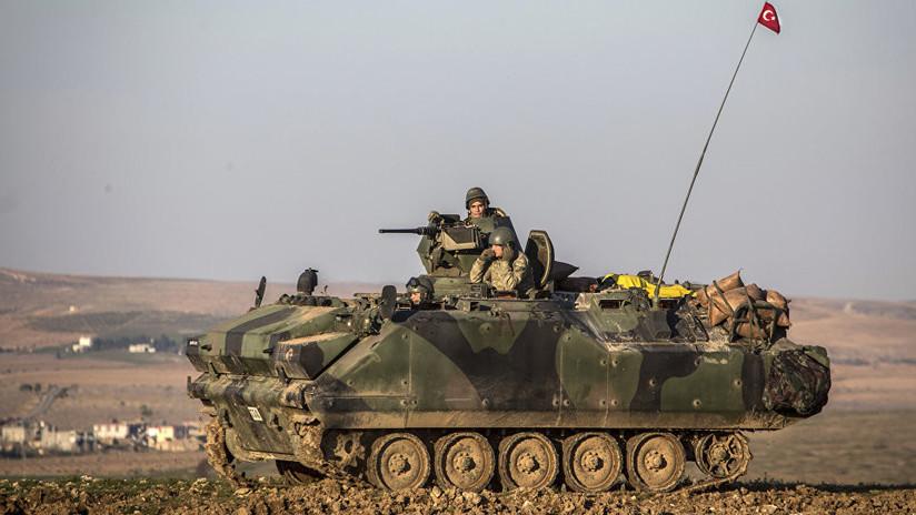 El Ejército turco vuelve a atacar a los sirios kurdos un día después del ataque en Afrín
