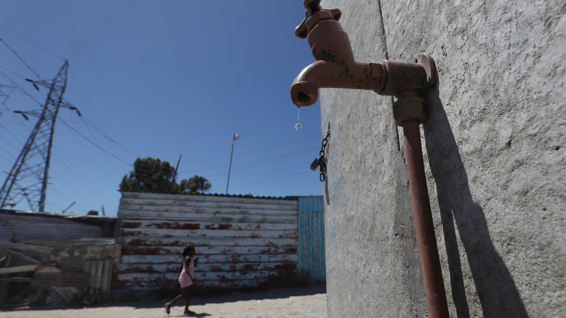 Esta serála primera ciudad del mundo que se quedará sin agua en menos de 100 días
