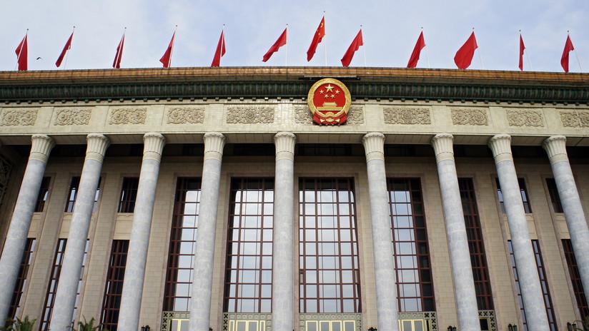 """China denuncia que EE.UU. violó su soberanía y promete tomar las """"medidas necesarias"""""""