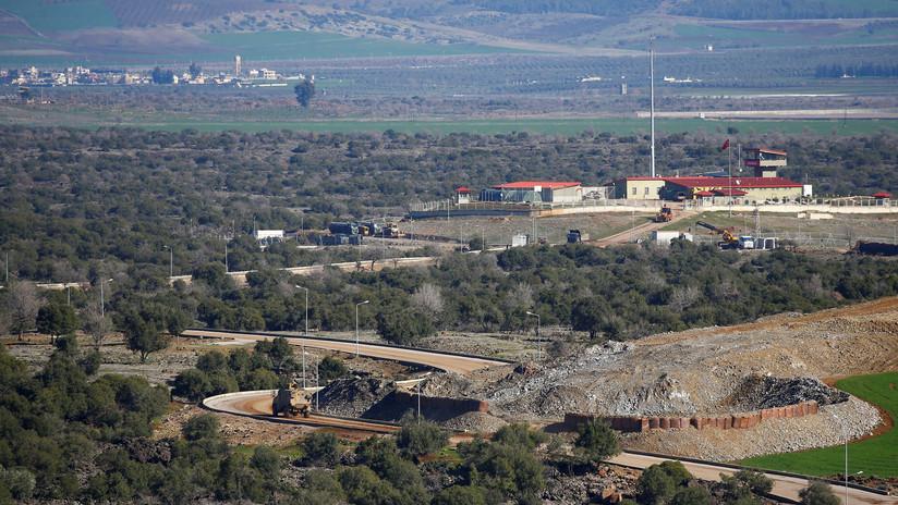 Turquía inicia la operación 'Rama de Olivo' contra los kurdos sirios (VIDEO)