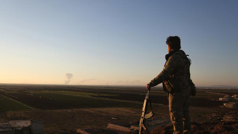 """El Gobierno de Siria condena la """"agresión turca sobre Afrín"""""""