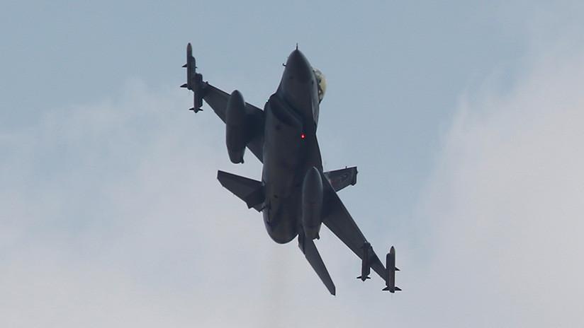 Los 72 aviones turcos vuelven intactos a sus aeródromos tras la incursión contra Afrín