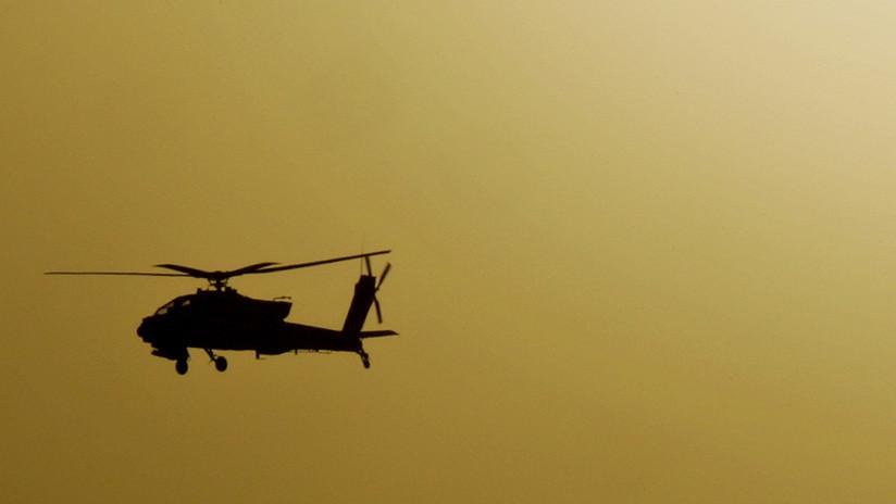 Mueren dos pilotos del Ejército de EE.UU. en un accidente de helicóptero en California