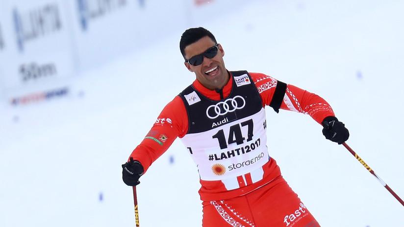 El taekwondista sexi de las pasadas Olimpiadas de verano clasifica a las de invierno como esquiador