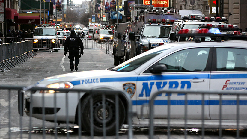 Varias personas heridas en un tiroteo en Manhattan