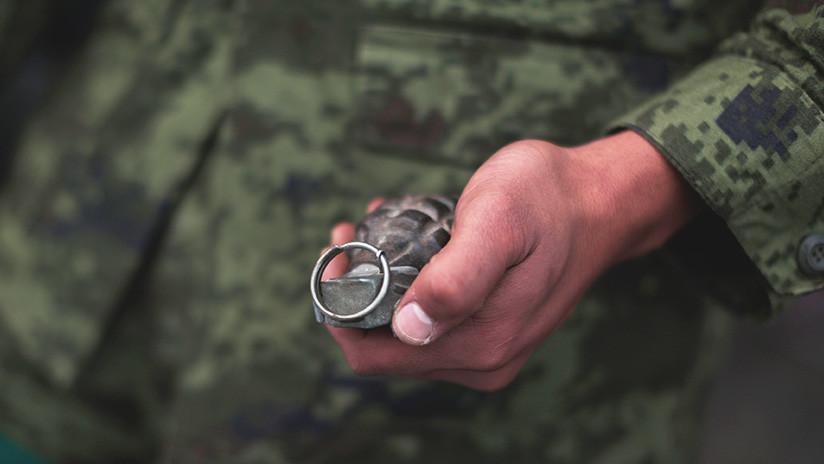 Incautan en México casi 2.000 granadas en un envío postal