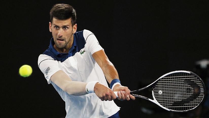 Novak Djokovic, eliminado en octavos en Australia por Hyeon Chung