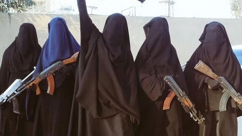 Condenan a muerte a una alemana en Irak por formar parte del Estado Islámico