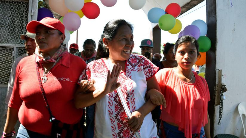 """México: Un comando """"fuertemente armado"""" ataca la caravana de 'Marichuy'"""