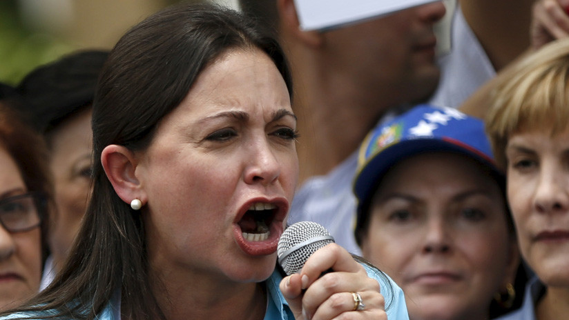 ¿Qué tienen en común Almagro y la opositora venezolana María Corina Machado? Un tuit lo explica