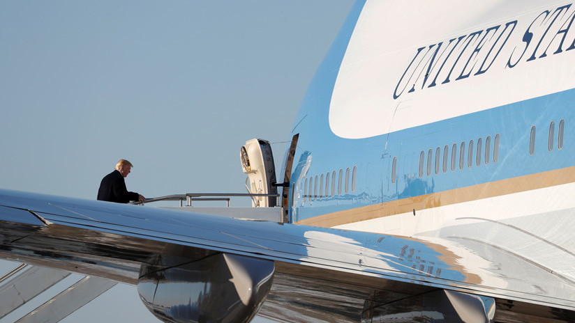 La Casa Blanca confirma que Donald Trump irá a Davos
