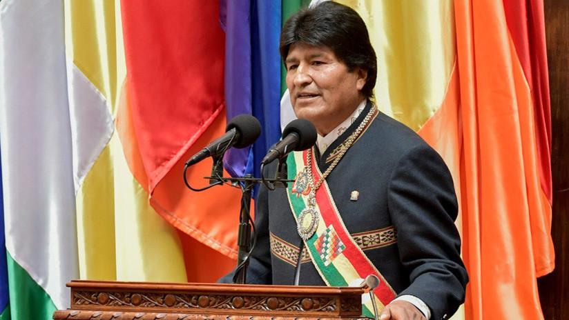"""Evo Morales: """"Bolivia es el país más fuerte y que más ha crecido en Sudamérica"""""""