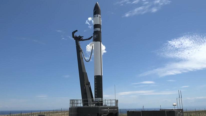 """Arranca una """"nueva era"""" de acceso al espacio: 'Startup' de EE.UU.  lanza su primer cohete (VIDEO)"""