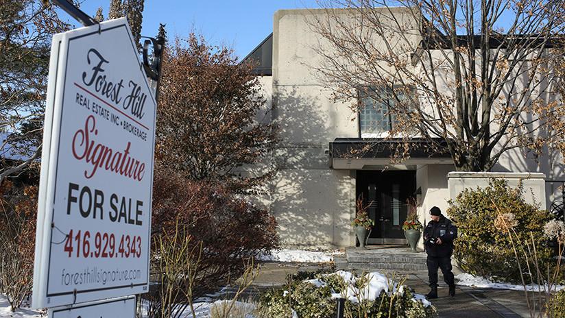 Sangre, sogas y misterio: sigue sin explicarse la muerte de pareja de multimillonarios canadienses