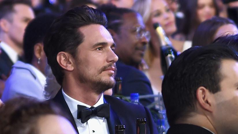 Críticas contra James Franco por asistir a una gala