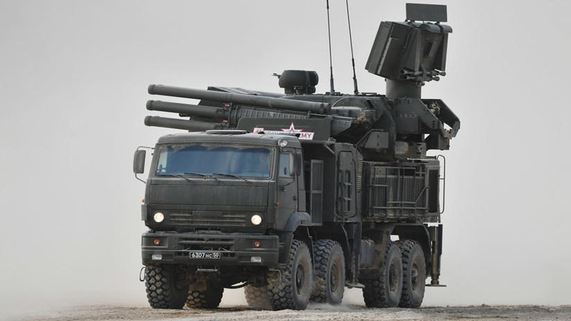 """Una revista estadounidense revela el arma rusa """"perfecta"""" para repeler ataques masivos con drones"""