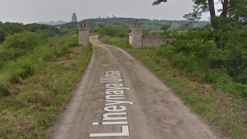 Google Maps todo lo ve: Este es el único sendero que lleva de Rusia a Corea del Norte