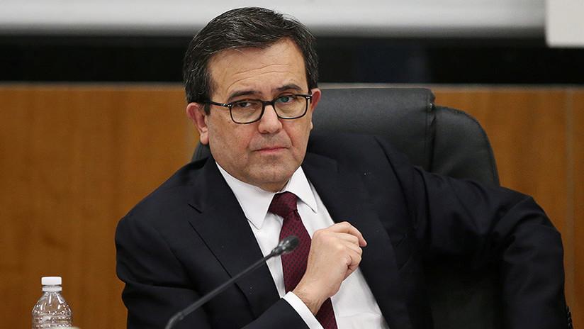 El secretario de Economía de México estará en Davos con los ojos puestos en el TLCAN