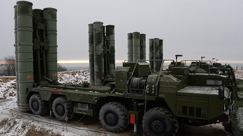 Ministro ruso de Defensa: En Oriente Medio y el Sudeste Asiático hay interés en comprar S-400