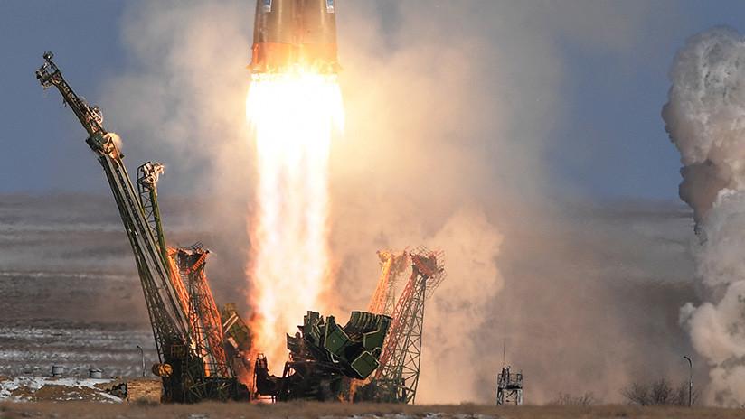 Rusia diseña un cohete portador de uso múltiple
