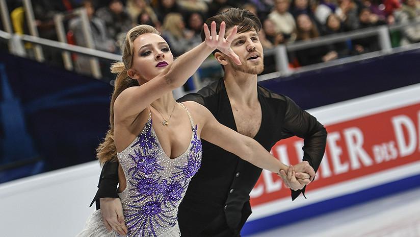 """El COI prohíbe a dos patinadores rusos competir en Pyeongchang 2018 """"sin explicar los motivos"""""""