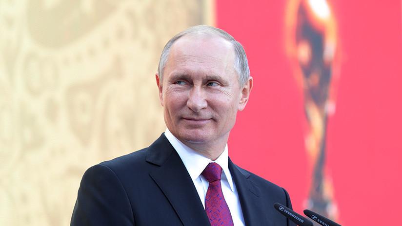 Vladímir Putin invita a Mauricio Macri a asistir al Mundial de Rusia