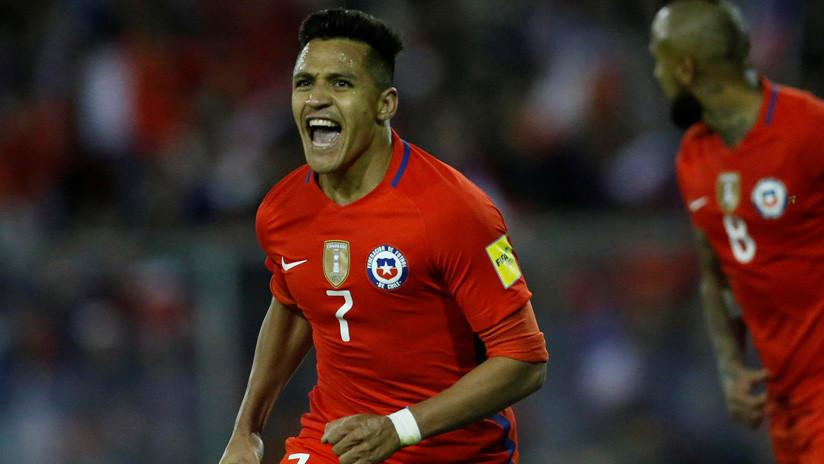 Alexis Sánchez es ya el futbolista mejor pagado de la historia de la Premier League (FOTOS)