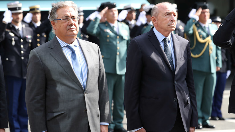 """Ministro de Interior español: """"Vamos a procurar que Puigdemont no pueda entrar ni en un maletero"""""""