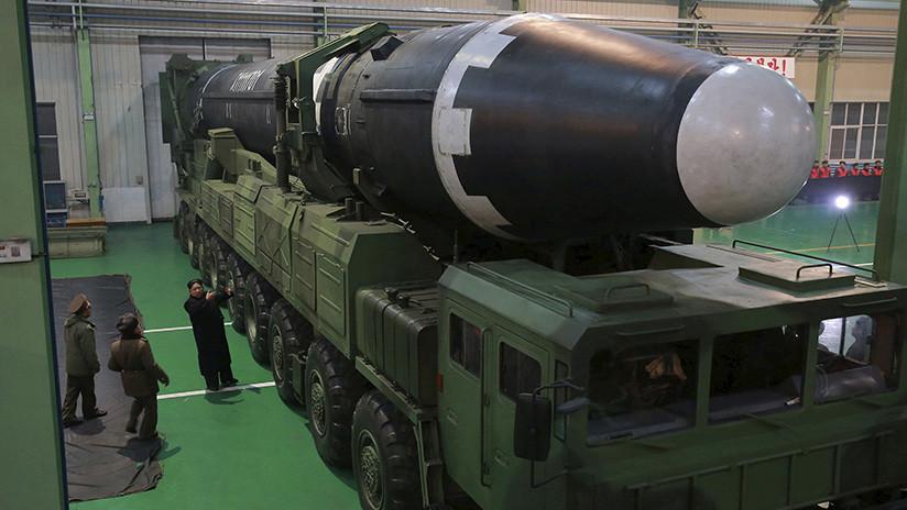 """Pionyang dice tener una """"poderosa"""" fuerza de disuasión para contrarrestar cualquier amenaza nuclear"""