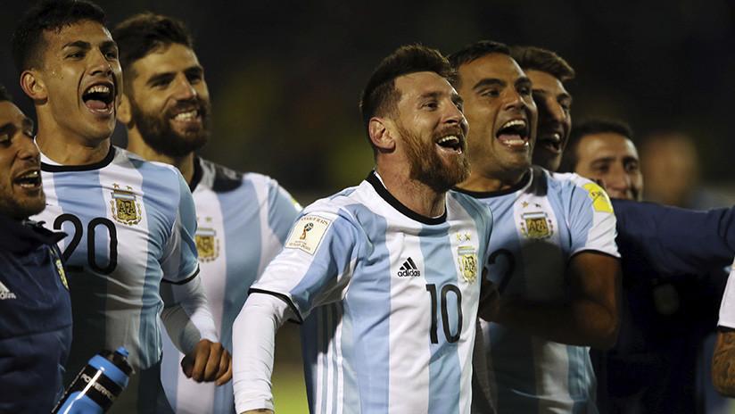 """Macri: """"Dios y Messi dirán si podemos ganar el Mundial"""" (VIDEO)"""