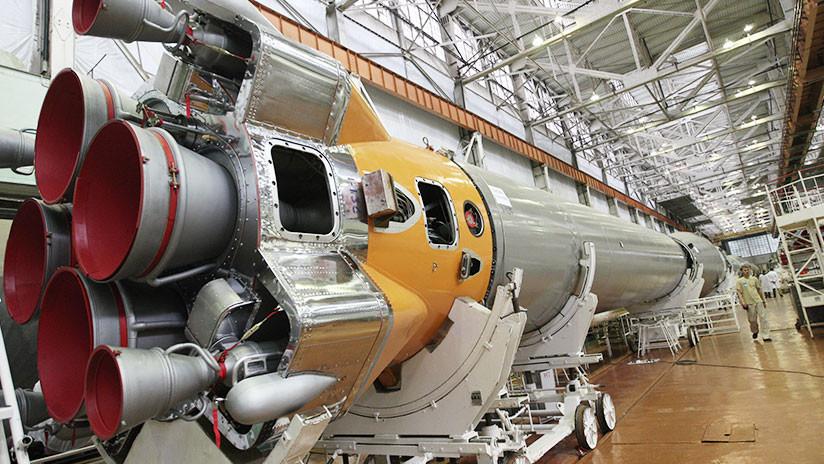 Putin: Rusia está lista para suministrar motores cohete a Argentina