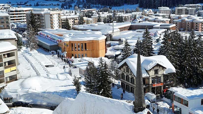 Las luces y sombras: Los poderosos del planeta se reúnen en Davos