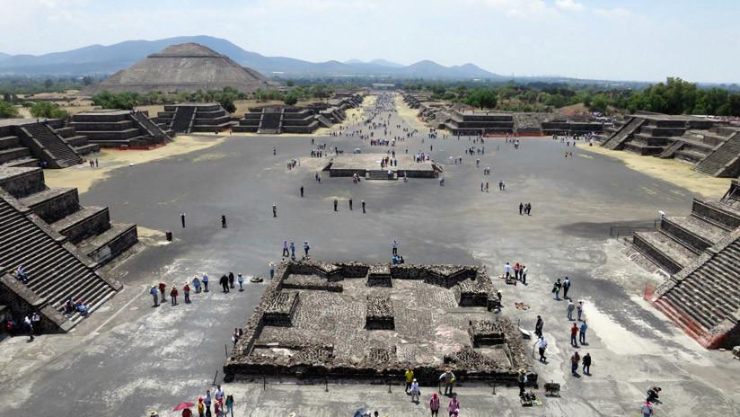 México devela un nuevo significado de la zona arqueológica de Teotihuacán