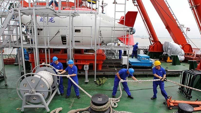 China desarrolla submarinos capaces de alcanzar el lugar más profundo del océano