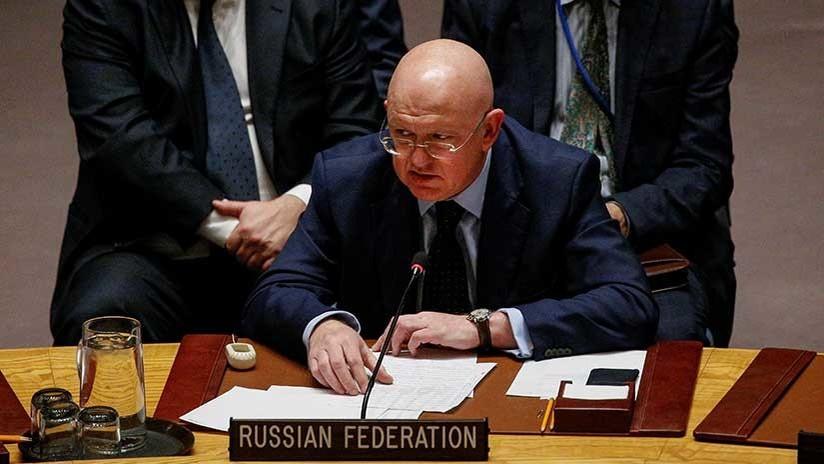 Rusia propondrá al Consejo de Seguridad crear un organismo para investigar ataques químicos en Siria