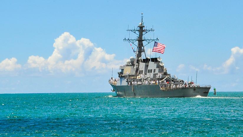 """China promete a EE.UU. una """"humillación total"""" si sigue provocando en el mar de la China Meridional"""
