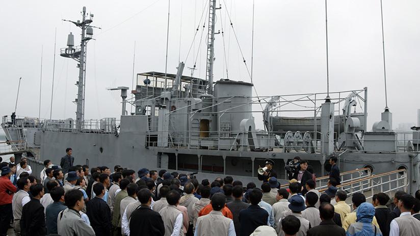 El barco-espía que llevó a EE.UU. y Corea del Norte al borde de la guerra nuclear