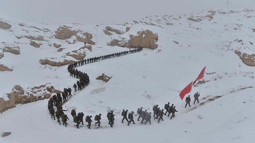 """Una región china construirá una """"gran muralla"""" para proteger la frontera"""