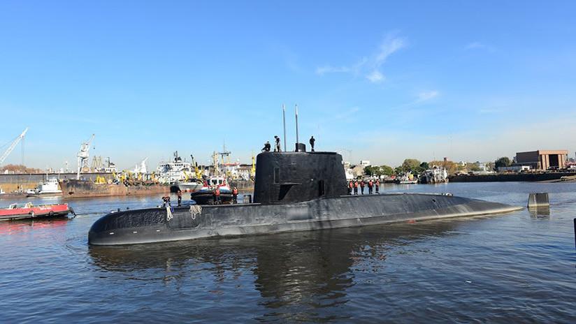 Cuatro buques argentinos y uno ruso continúan buscando el submarino desaparecido ARA San Juan