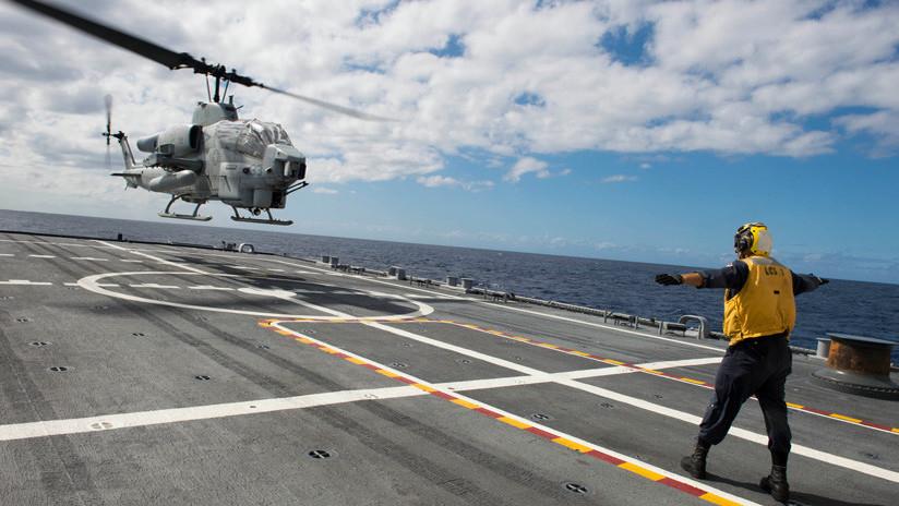 "Gobernador de Okinawa: ""Las Fuerzas Armadas estadounidenses están locas"""