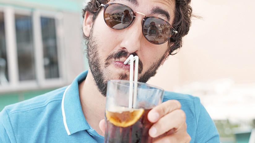 FUERTE VIDEO: Esto es lo que puede pasar con tus dientes si eres adicto a la gaseosa