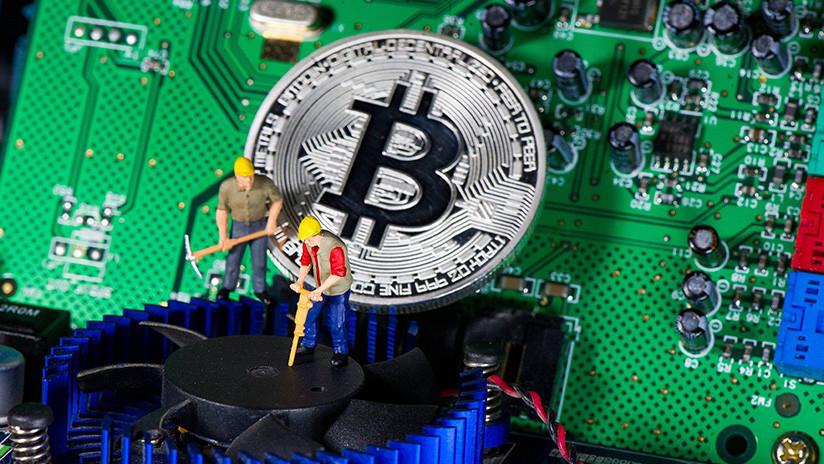 Compra en Amazon un costoso procesador de bitcoines y en su lugar recibe algo inesperado (FOTO)