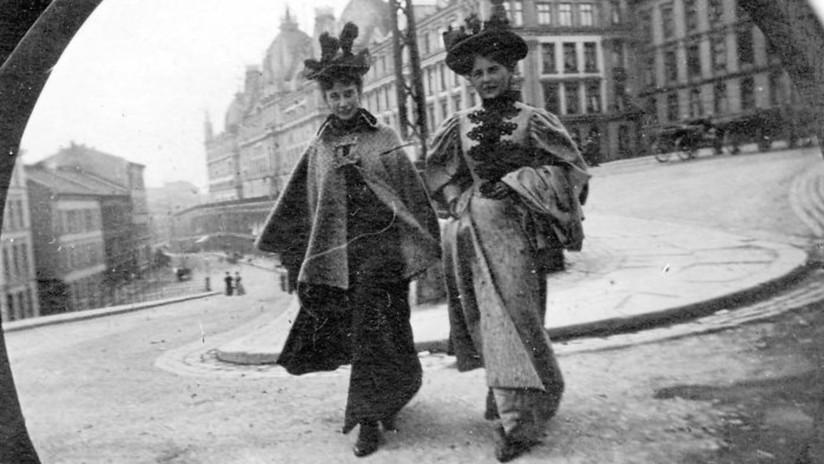 Cámara oculta en pleno siglo XIX: Los ciudadanos de Oslo, fotografiados en secreto