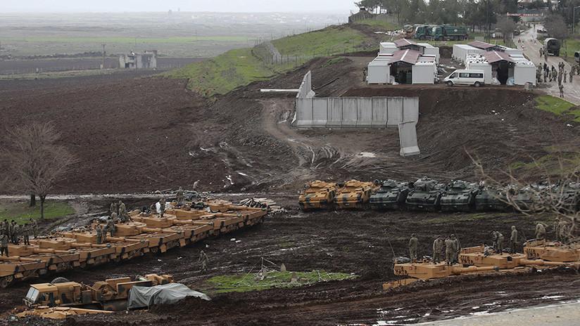 Turquía: EE.UU. ofrece crear una zona de seguridad de 30 kilómetros en el norte se Siria