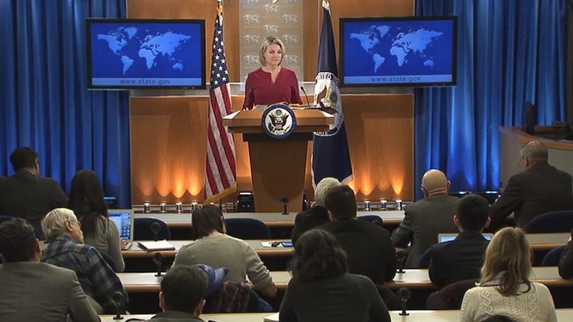 Departamento de Estado rechaza enérgicamente convocatoria a presidenciales en Venezuela