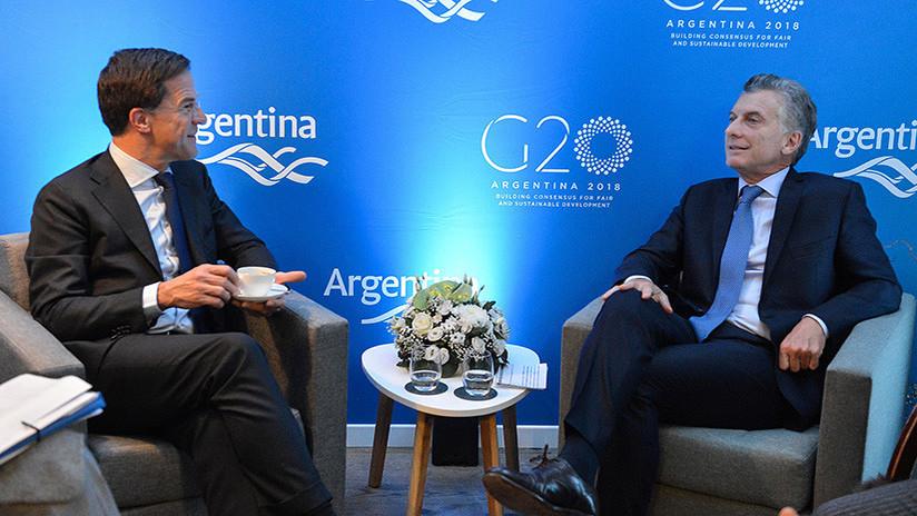 Macri: Holanda comprará un reactor nuclear argentino