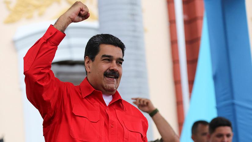 VIDEO: Nicolás Maduro se postula de nuevo a la Presidencia de Venezuela