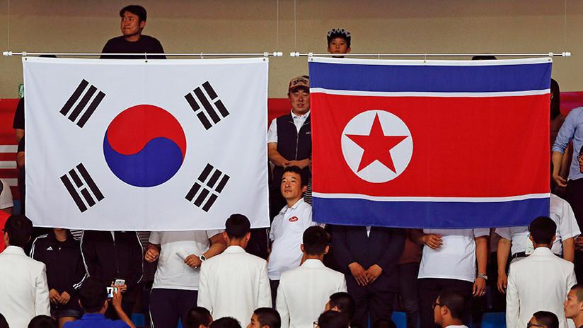 """""""Aplastar todos los desafíos"""": Pionyang se compromete a buscar la reunificación de las dos Coreas"""