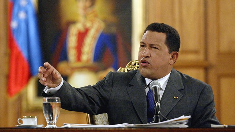 Vuelven a activar la cuenta de Twitter de Hugo Chávez